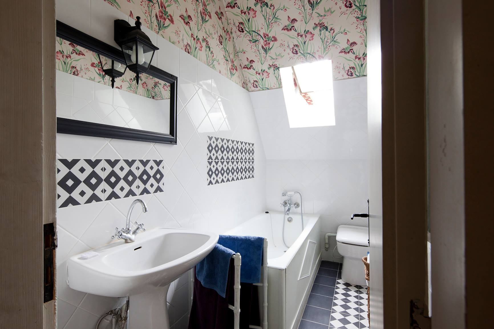 Salle de bain suite Alix