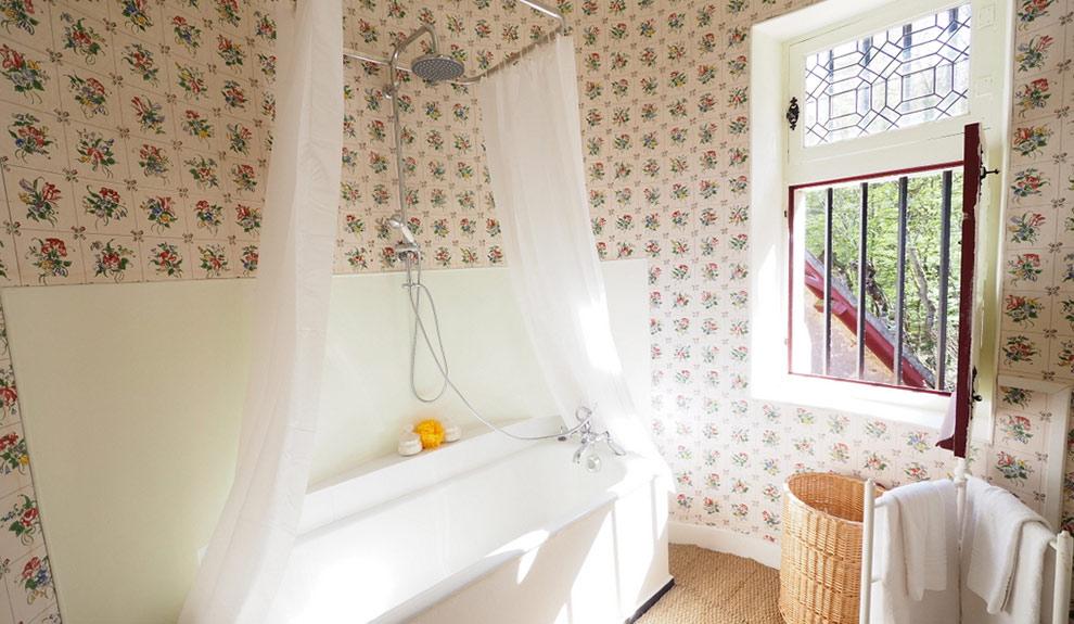 """Salle de bain suite """"Louis de La Saussaye"""""""