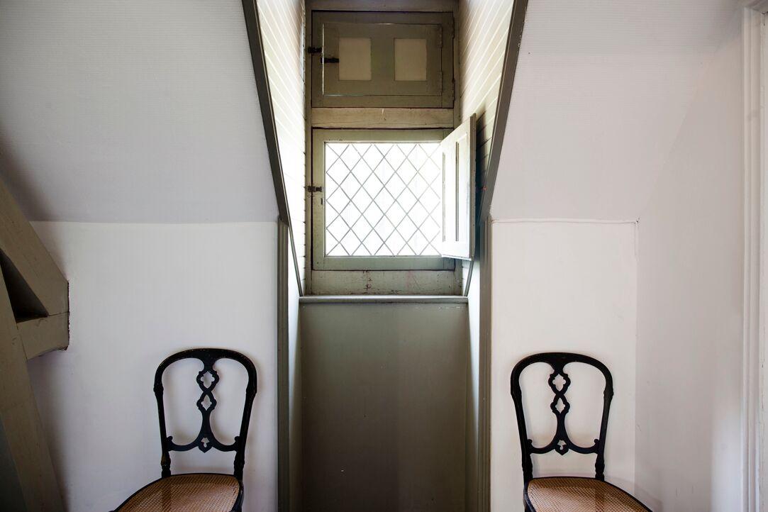 Couloir suite La Saussaye
