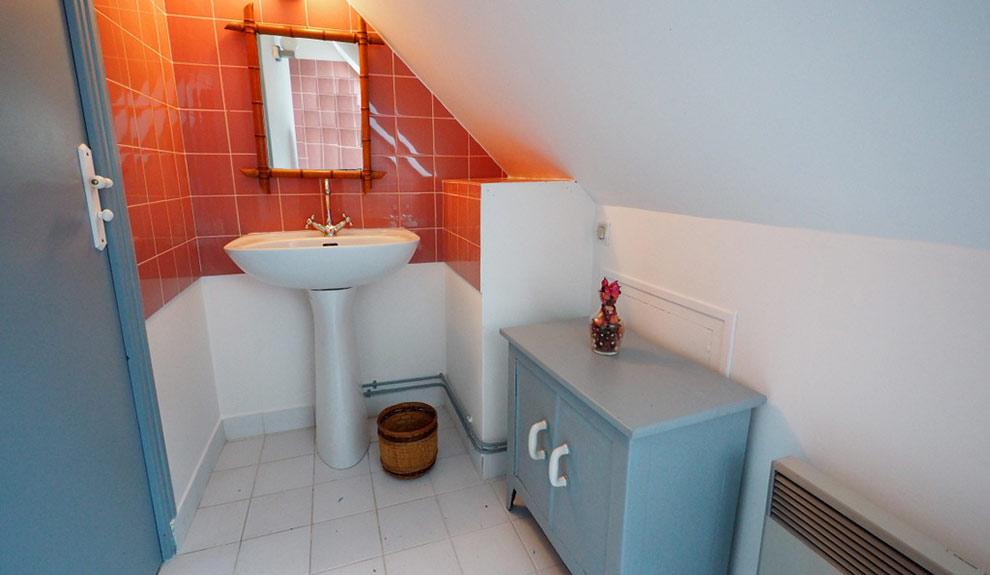 Salle de bain suite Champêtre