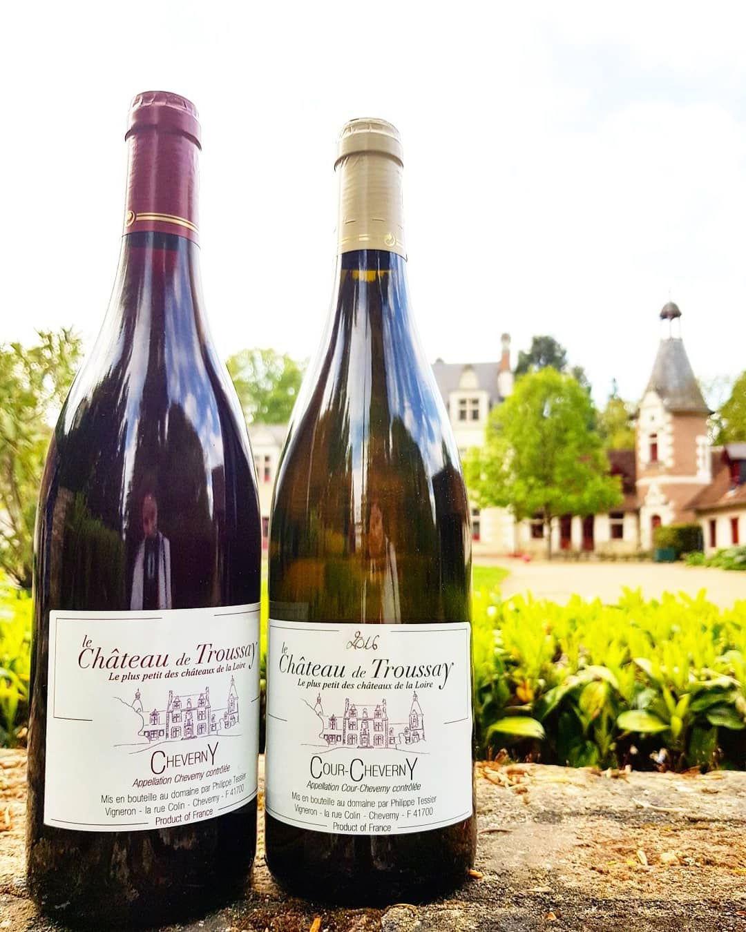Un grand retour en 2018 : le vin de Troussay !