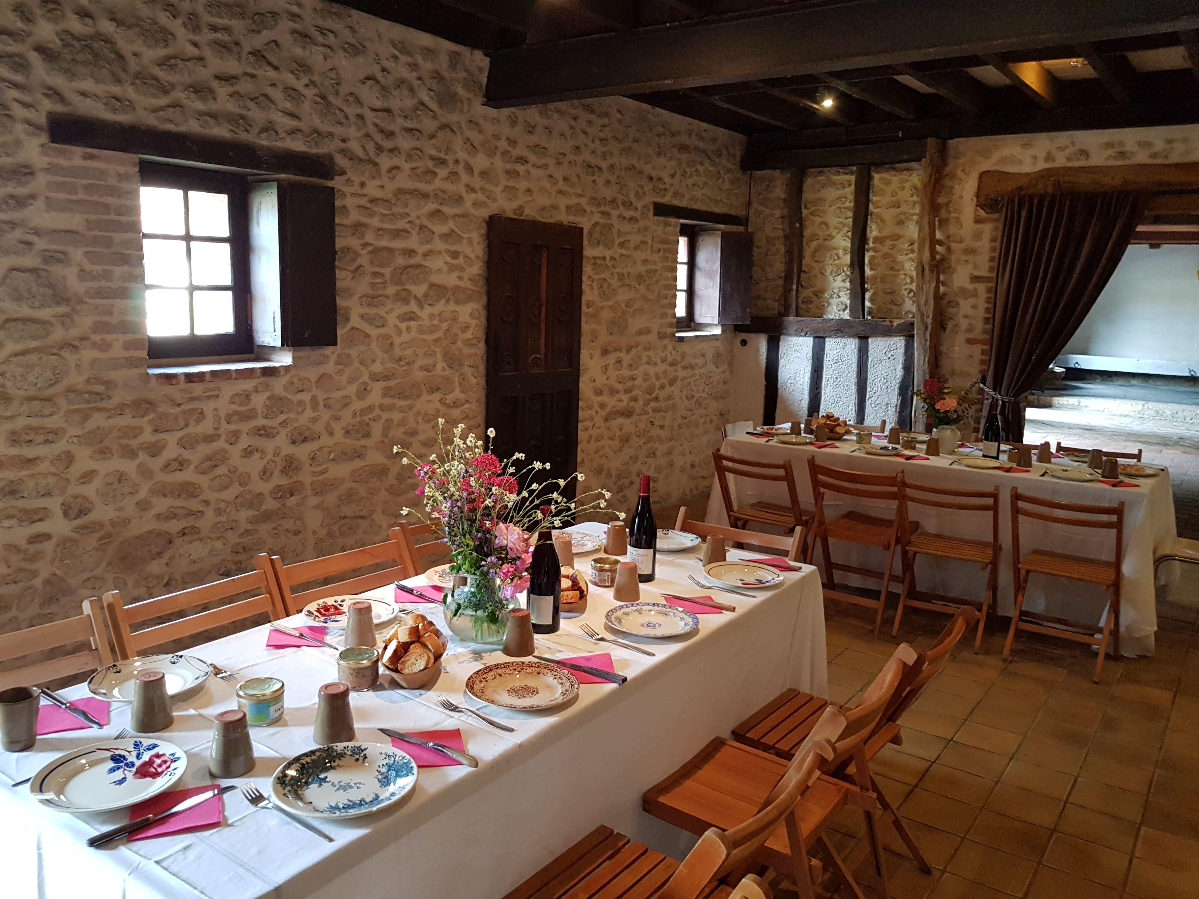 Le Château accueille des évènements privés et professionnels